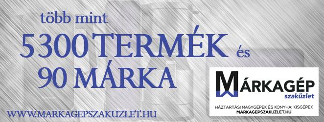 Markagepszakuzlet.hu - Háztartási nagygépek és konyhai kisgépek